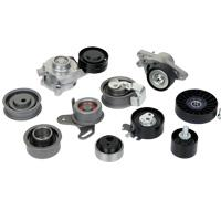 What is a belt tensioner?