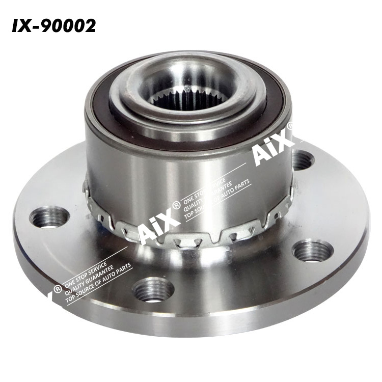 803640DC-6Q0407621AH-6Q0407621AD-6Q0407621AJ Front wheel bearing and hub assembly for AUDI A1/A2
