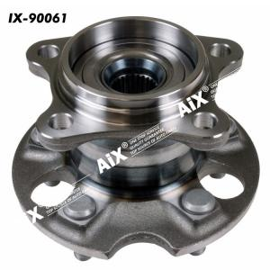 512284-42410-48040-42410-48041 Rear Wheel  Hub Assembly for TOYOTA,LEXUS