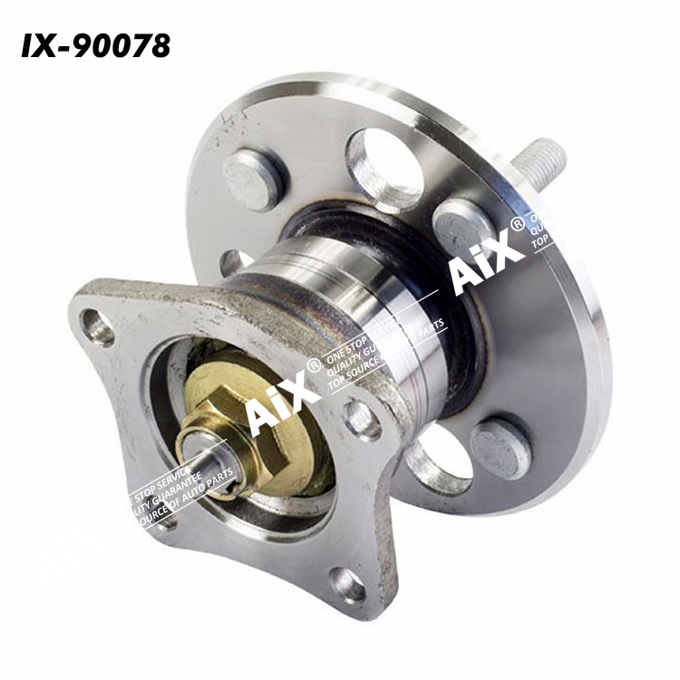 512018-42410-12090 Rear Wheel Bearing and Hub Assembly for TOYOTA COROLLA,CHEVROLET PRIZM,GEO PRIZM