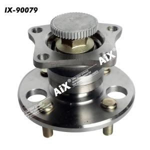 512019-512184-42450-12010 Rear Wheel Bearing and Hub Assembly W/ABS for TOYOTA COROLLA/CELICA,CHEVRO