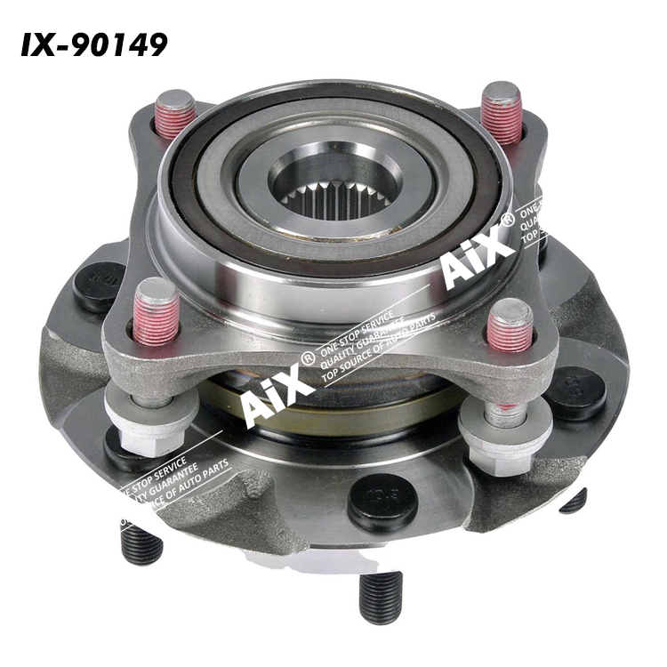 43502-60201-43502-60180-43502-60200-43570-04011 Front wheel hub bearing for TOYOTA 4RUNNER