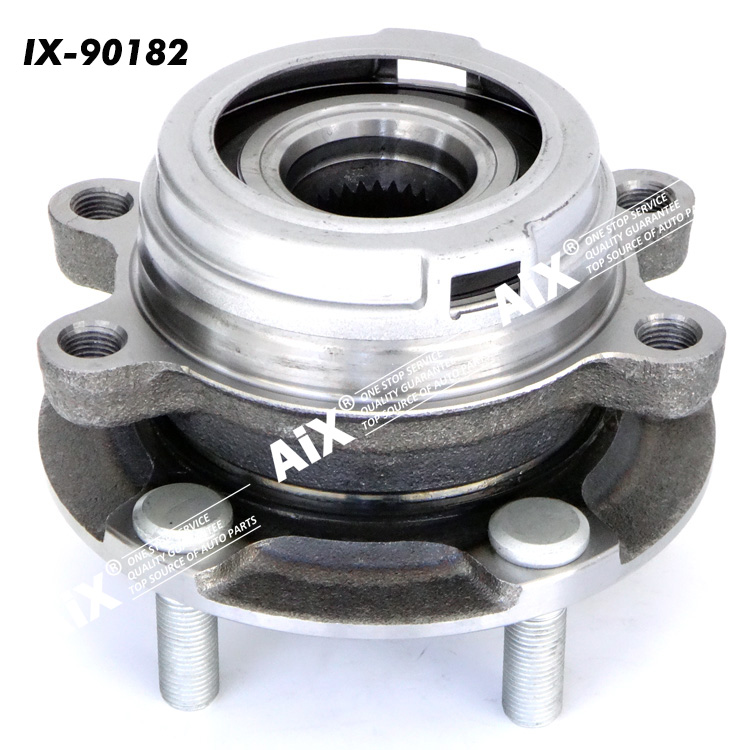 40202-1AB0A-SY-40202-3ZG0A-40202-JP01A Front wheel hub unit for NISSAN TEANA