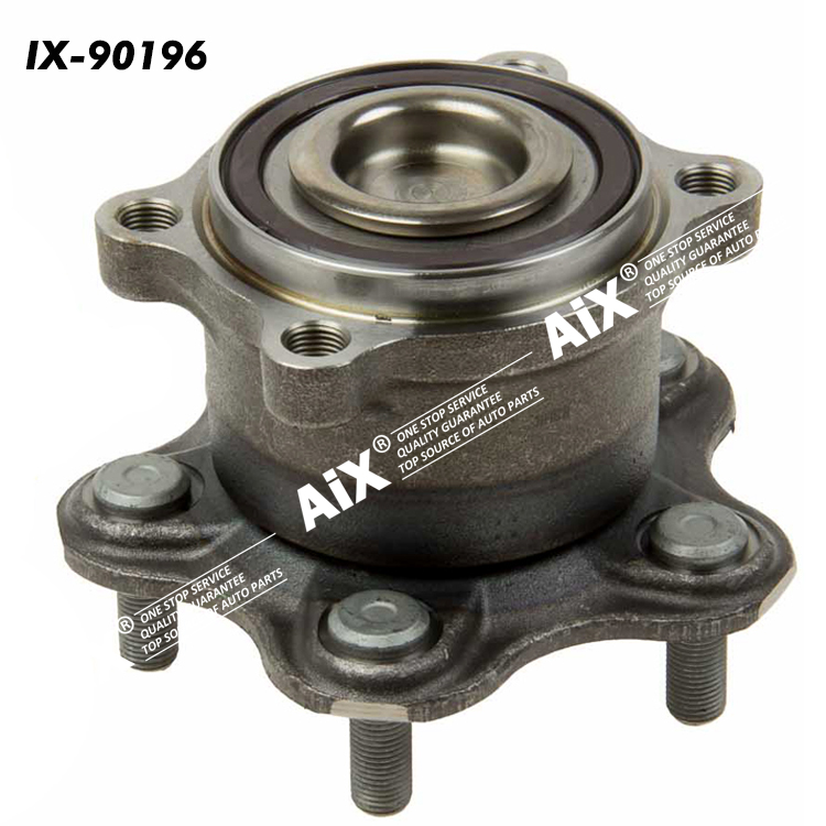 512407-43202-JP00A Rear wheel hub bearing for NISSAN, INFINITI