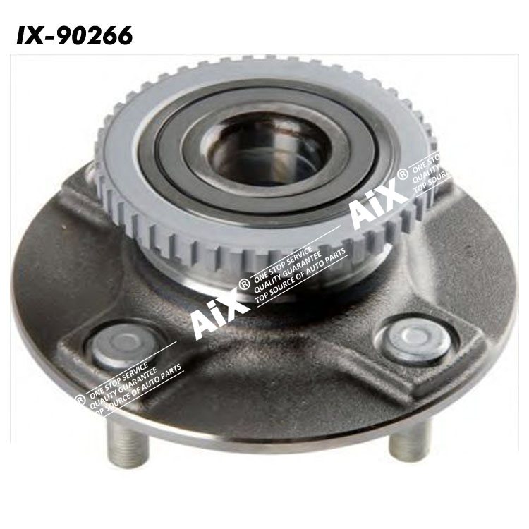 512488-512489-43200-70N05-43200-70N06 Rear wheel hub bearing for NISSAN PRIMERA