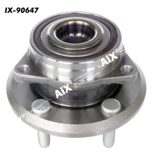 513324-52124767AB Front wheel hub assembly for JEEP GRAND CHEROKEE,DODGE DURANGO