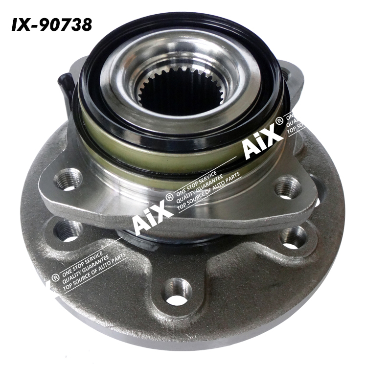 HUR079-3 Rear wheel hub for MERCEDES-BENZ,VW CRAFTER