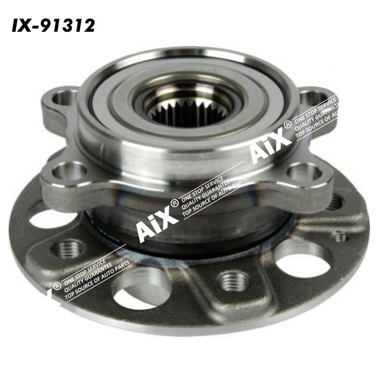 4142034000-4142034001 Front wheel hub bearing for SSANGYONG
