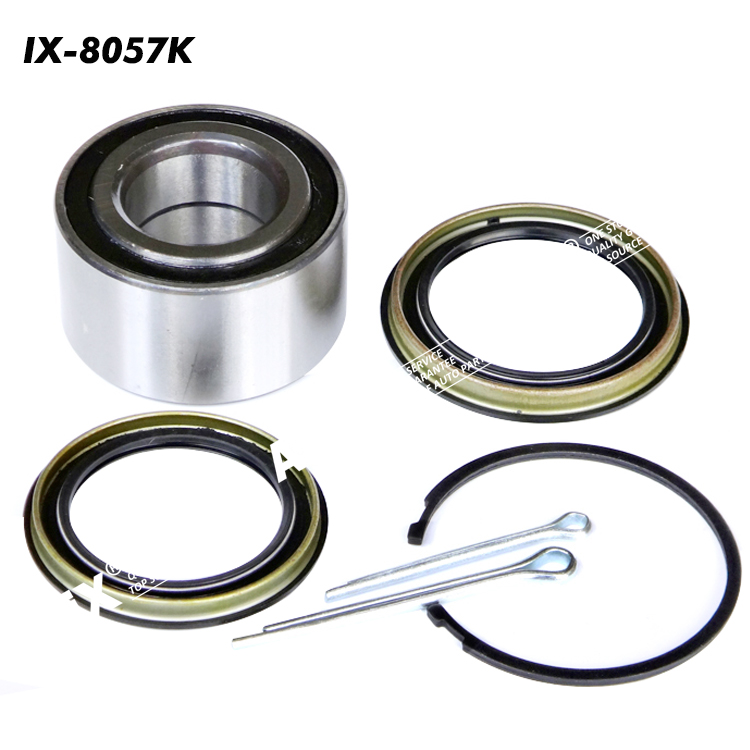 VKBA3703,40210-99B00,Front Wheel Bearing Kits for NISSAN MICRA