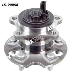 512422-42450-0T010-LY Rear wheel hub assembly for TOYOTA VENZA