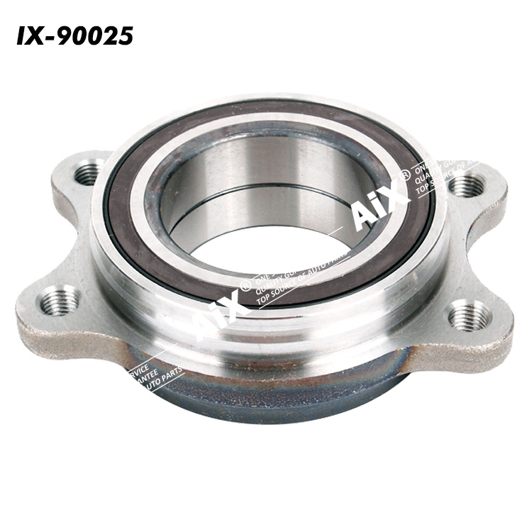 513301-4H0498625 Front Wheel Bearing and Hub Assembly W/ABS for  AUDI