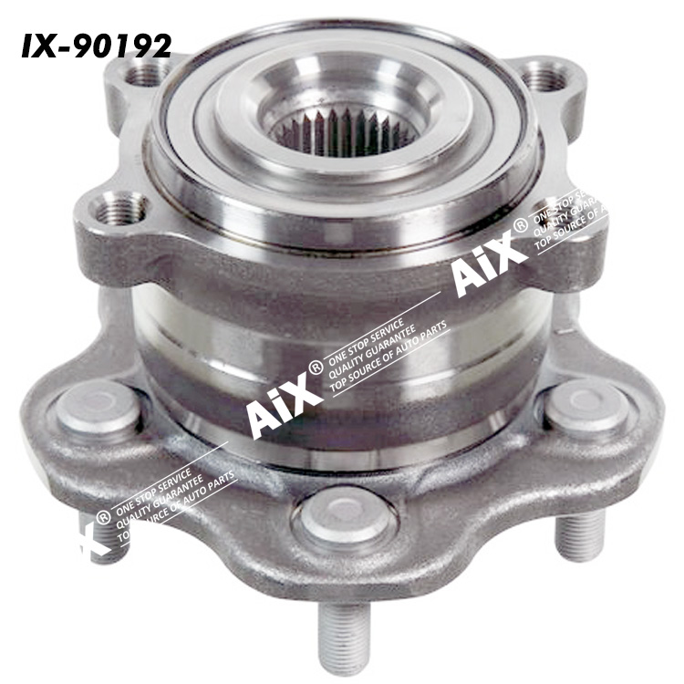 512390-43202-EH00A-43202-JF00A  Rear wheel hub assembly for NISSAN ,INFINITI M45