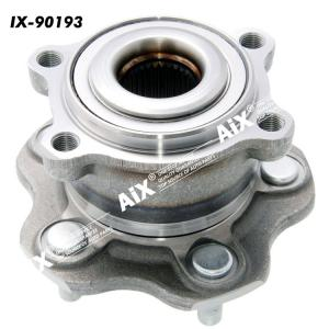 512379-43202-4GA0B Rear wheel hub bearing for NISSAN,INFINITI