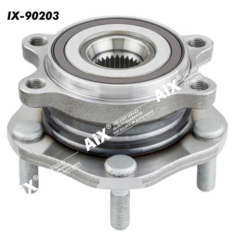 513357-40202-4BA0A Front wheel hub unit for NISSAN ROGUE