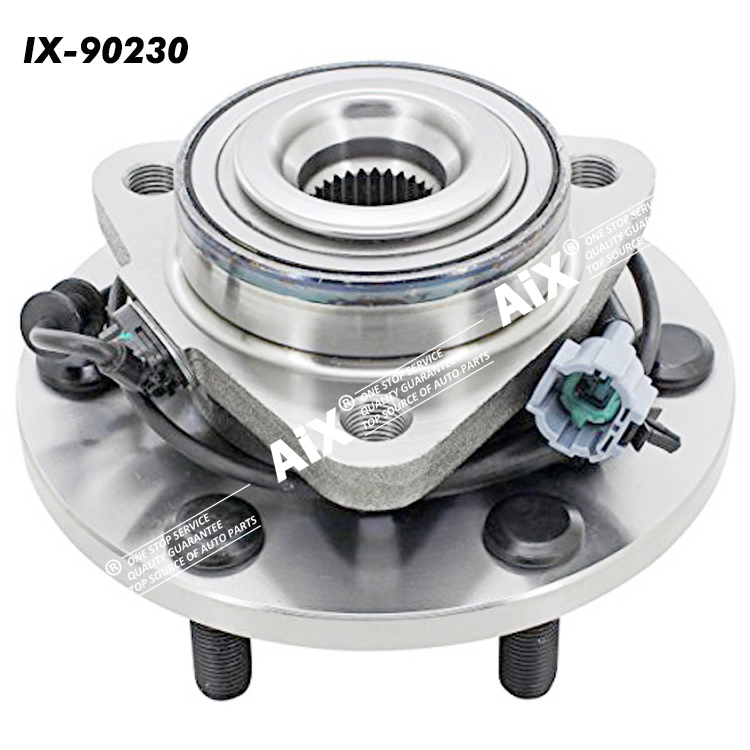 515127-40202-1LA0A-40202-1LA1A Front wheel hub assembly for INFINITI QX56/QX80