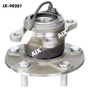 512393-43402-80J50-43402-80J51 Rear wheel hub bearing for FIAT SEDICI,SUZUKI