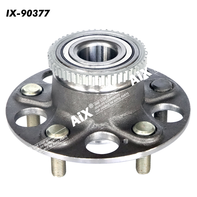 512179-42200-S87-C51-42200-S87-A51 Rear wheel hub assembly for ACURA TL FWD,HONDA ACCORD
