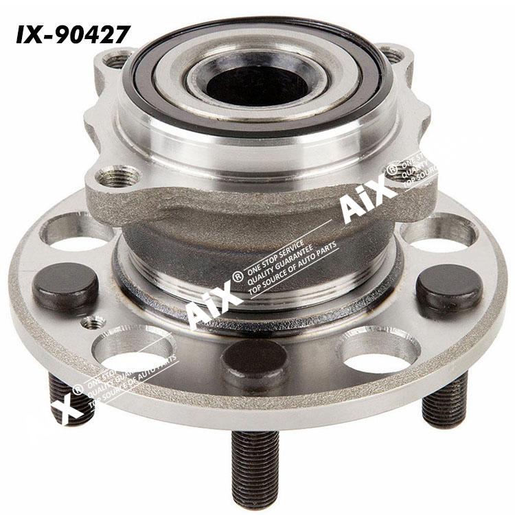 512321-42200-SJA-008 Rear Wheel Hub Bearing For ACURA RL