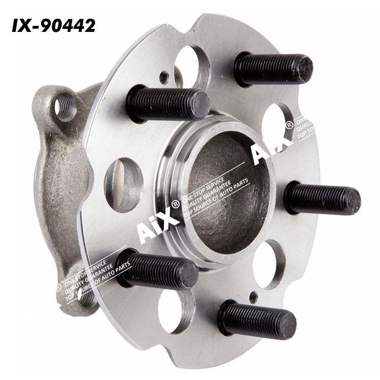 512392-42200-TP7-A01-42200-TP7-A02 Rear wheel hub bearing