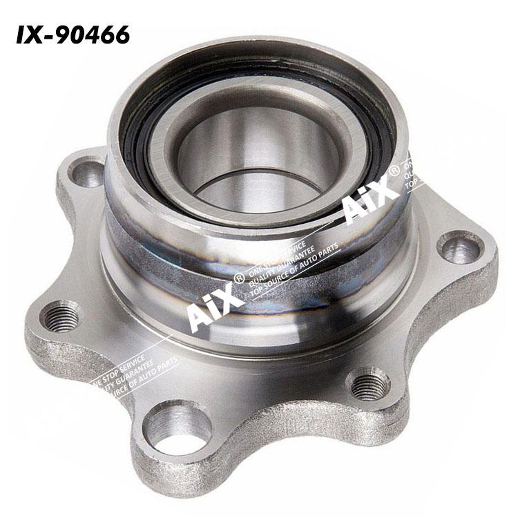 Honda A12 Service >> 512262 42201 Scv A12 Rear Wheel Hub Bearing For Honda Element For