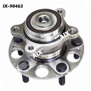 512256-HUB113T-42200-SNA-A52 Rear wheel hub bearing for ACURA CSX,HONDA CIVIC