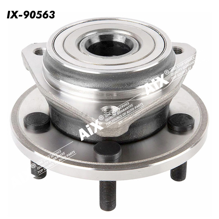 513158-BR930219-HA597449-5016458AA Front Wheel Hub Assembly for JEEP WRANGLER