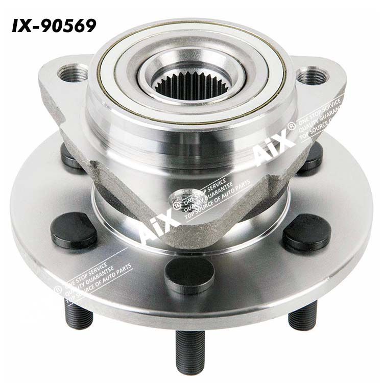 515007-52069361AC Front Wheel Hub Assembly for DODGE DAKOTA