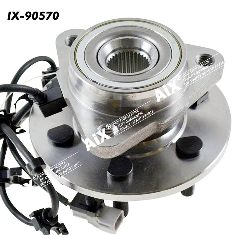 515008-52068965AB Front Wheel Hub Assembly for DODGE DAKOTA