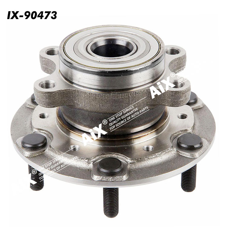 513166 Front Wheel Hub Assembly for HONDA PASSPORT,ISUZU AXIOM/RODEO