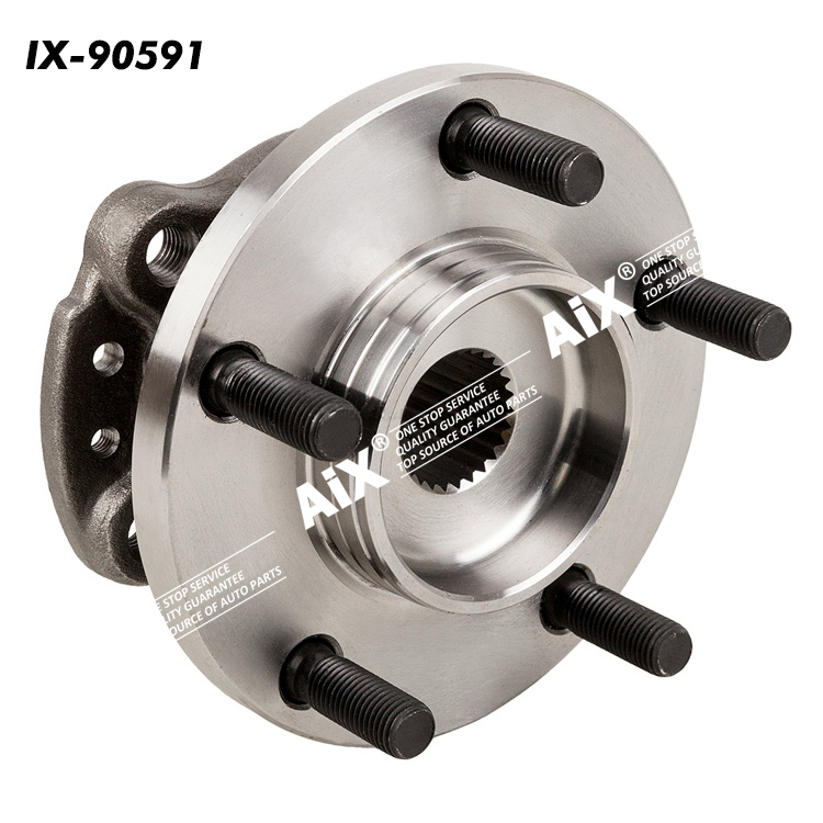 512157-RW8157-IJ123007-BR930066-4641525AC Rear Wheel Hub Assembly for PLYMOUTH GRAND VOYAGER