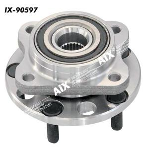 513231-BR930197-HA590197-4641196 Front Wheel Hub Assembly
