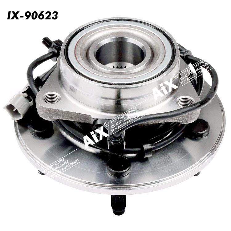 515039-BR930409-SP550102-52009864AC Front Wheel Hub Assembly for DODGE RAM 1500