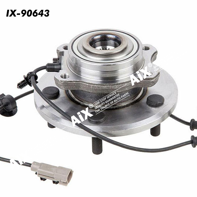 513201-FW9201-BR930355-HA590208-04880208AB Front Wheel Hub Assembly for CHRYSLER PACIFICA