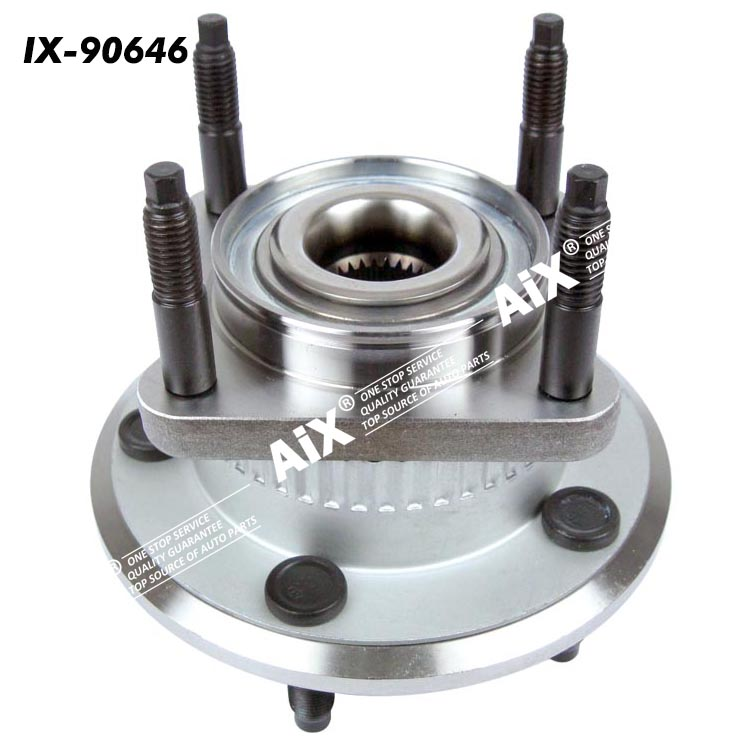 512302-FW8302-IJ123059-BR930461-HA590141-52111884AB Front Wheel Hub Assembly for JEEP