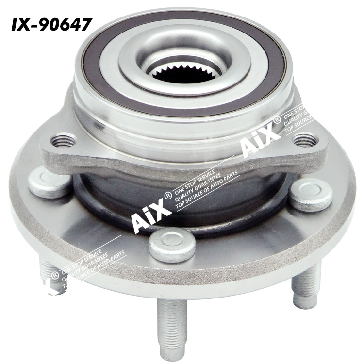 513324-BR930907-HA590419-HUB284T-52124767AB Front Wheel Hub Assembly