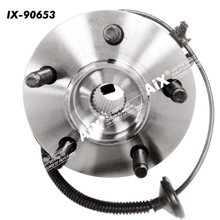 513177-IJ123040-BR930225-52128692AA Front Wheel Hub Assembly for JEEP LIBERTY