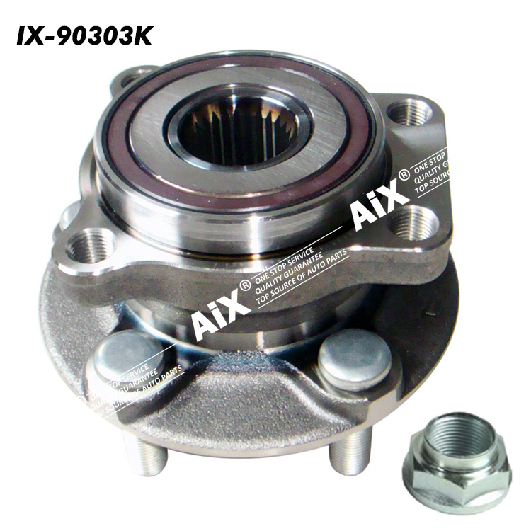 VKBA6885;713622190;R181.19;28373-AG000 Front Wheel Hub Assembly Kits for SUBARU