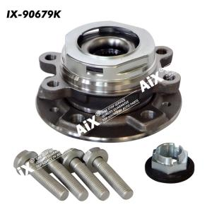[AiX]VKBA6616,R155.86,713631120,402100006R,Front Wheel Hub Assembly Kit for RENAULT LAGUNA