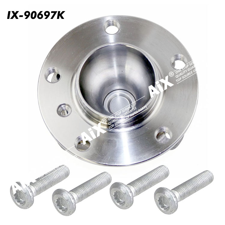 [AiX]VKBA6669,R150.47,713649510,31206775771 Front Wheel Hub Assembly Kits for BMW