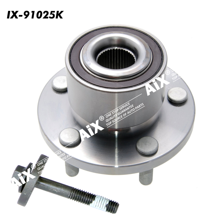 VKBA6585,713678840,R152.75,6G912C300GAC Front Wheel Hub Assembly Kits for FORD MONDEO