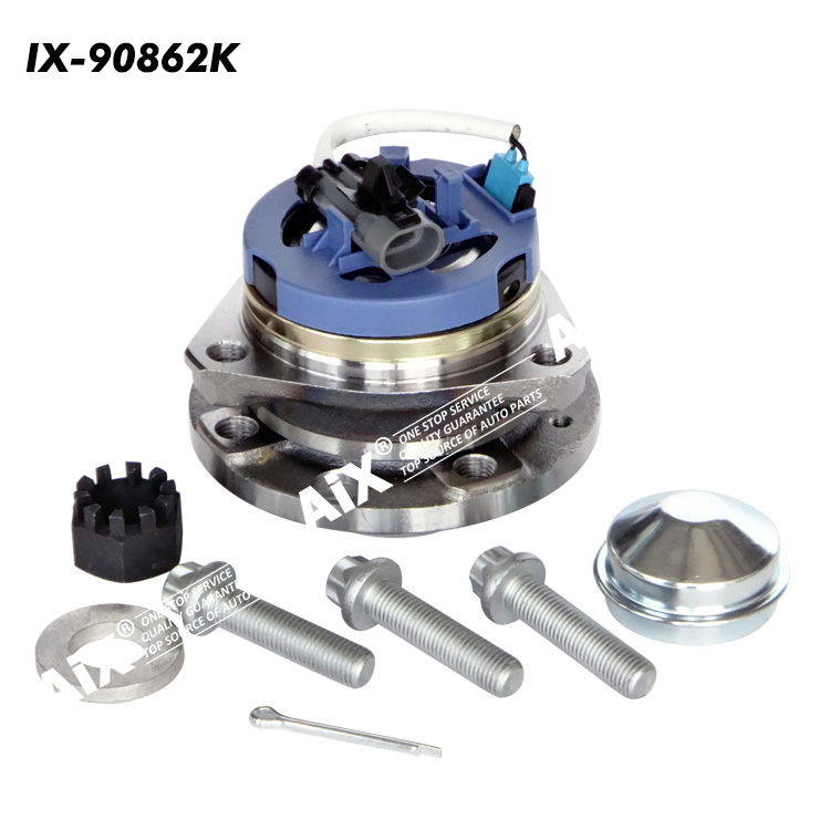 [AiX]VKBA3511,R153.32,713644070,1603209,9117620 Front Wheel Hub Assembly Kits for OPEL ASTRA G