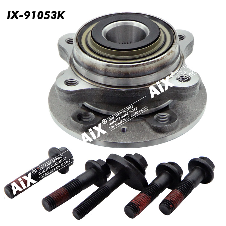 [AiX]VKBA3626,713618610,713660500,R165.32,30639875 Front Wheel Hub Assembly Kits for VOLVO XC90