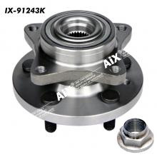 [AiX]VKBA6750,R180.03,713620390,LR014147,RFM500010 Front Wheel Hub Assembly Kits for LAND ROVER DISC